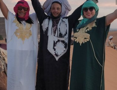 Morocco tour itinerary 7 days from Casablanca