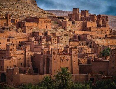 Morocco historical Kasbahs