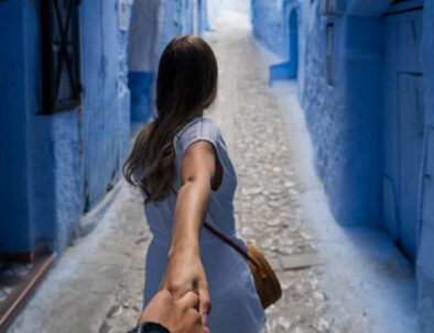 Couple tours in Morocco