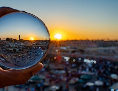 Marrakech, Tour itinerary of 7 days from Tangier