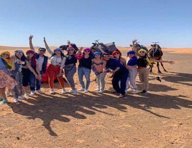 Merzouga, 5 days tour itinerary in Morocco