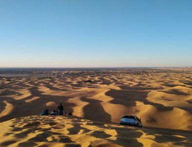 Merzouga, 10 days tour itinerary from Tangier