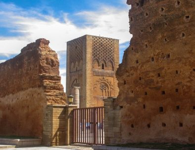 Hassan II tower, 4 days tour itinerary from Tangier