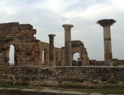 Volubilis, 10 days tour itinerary from Tangier