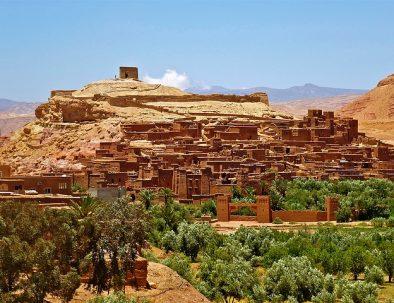 Kasbahs of Morocco